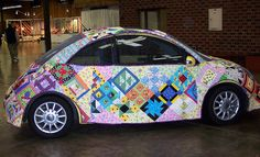 Quilted Beetle