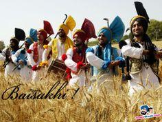 Toutes les infos sur le festival penjabi de #Baisakhi : http://www.amatu-artea.com/agenda/festival-asiatique/baisakhi-dans-le-penjab-indien.html #Penjab