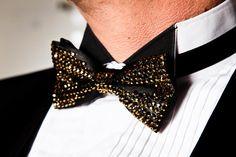 Custom Black Gold Italian Fashion Men Wedding Prom Dress