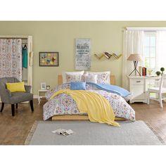 Intelligent Design Hayley 4-piece Twin Size Comforter Set