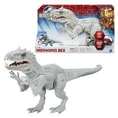 Jurassic World Indominus Rex Toy Dinosaur Action Figure