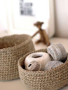 ⬇ PATTERN basket