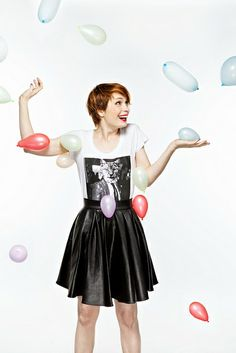 Felicia Day's. I still can't get over how much I love her.