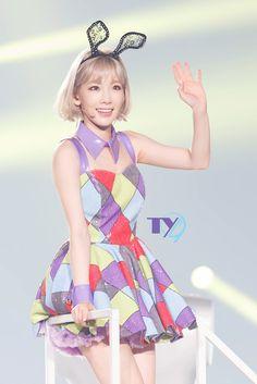 Cutie Taeyeon @ Snsd Concert