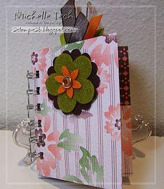 Door Prize--notebook/journal and pretty pen