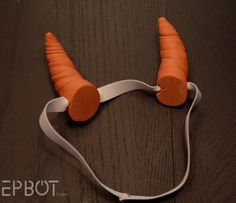 EPBOT: DIY Dragon Horns & Wings NOTE - use model magic, not FIMO
