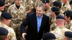 """The Prime Minister could step in and """"pull the plug"""" on the Chilcot inquiry into the Iraq war, Tony Blair's former attorney general has said. Lord Morris of Aberavon said the inquiry committee was a """"disgrace"""" for delaying its report, and parliament could vote to force it to publish. Chairman Sir John Chilcot has previously written to the PM to say he cannot set a timetable for publication. The independent inquiry was set up in 2009 and was meant to report in 2011."""