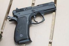 CZ-P01 | Best Handguns You Will Ever Need | Guncarrier | https://guncarrier.com/best-handguns/