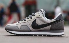"""Nike Air Pegasus 83 LTR """"Grey & Black"""""""