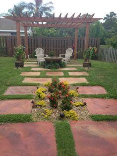 Backyard DIY - Imgur