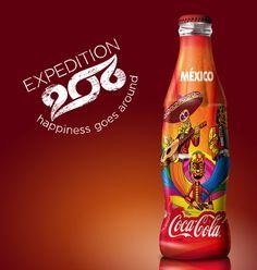 Bicentenario Mexico. Arte Cesar Nandez