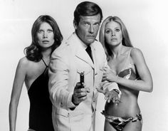 Roger Moore in pictures