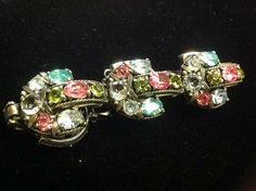 Brilliant MultiColor Glass Rhinestones by SweetBettysBling on Etsy