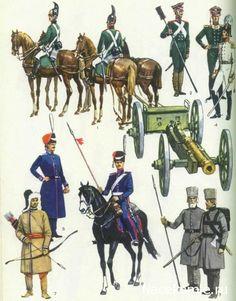 Комментарий к файлу: Рядовые гусарских полков:  Мариупольского (1),  Белорусского (2),  Елизаветградского (3),  Павлоградского (4),  Изюмского(5),  Сумского (6).