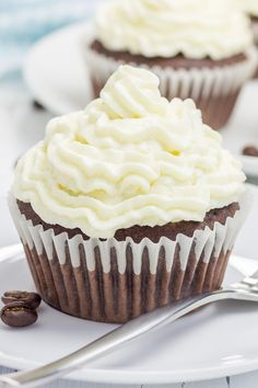 5 Ingredient Black Bottom Cupcakes Recipe