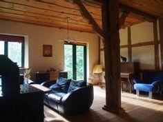 Urlaub+im+Hinterland.+Am+Rand+des+Peenetals.+Absolut+ruhig.+3500qm+Garten,+Sauna+++Ferienhaus in Vorpommern-Greifswald von @homeaway! #vacation #rental #travel #homeaway