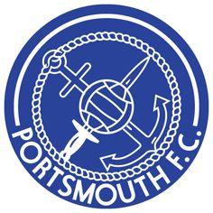 PORTSMOUTH FC   old logo