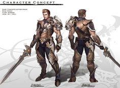 An Armor Concept Design for Human Male Warrior Concept : Human Male Warrior Fantasy Art Men, Fantasy Armor, Armor Concept, Weapon Concept Art, Fantasy Character Design, Character Concept, Lotr, Armor Clothing, Medieval Armor
