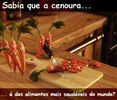 Curiosidades da cenoura