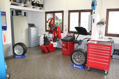 Garage an der Zürcherstrasse