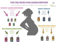 I am a labor and delivery nurse and I get to help people through their labor and birth almost every day I work! It is such a rewarding job to be able to walk alongside these mamas during a very vul… Essential Oils For Pregnancy, Essential Oils For Babies, Essential Oil Uses, Doterra Essential Oils, Young Living Essential Oils, Yl Oils, Pregnancy Oils, Pregnancy Labor, Young Living Pregnancy