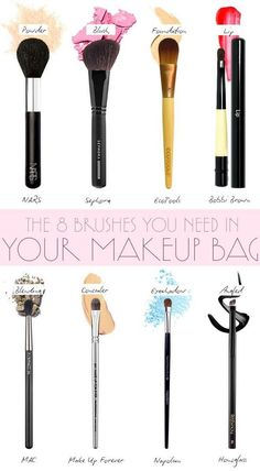 Love our Mary Kay Brushes & Bag it comes in. oh lets not forget the awesome price!