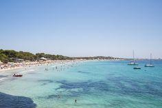 Ibiza beaches: Las Salinas