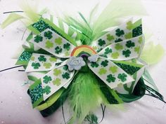 Over the Rainbow Bowtique Bow by HodgePodgeBowtique on Etsy, $12.00