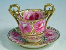 Davenport Cabinet Cup & Saucer - Ceramic Cups