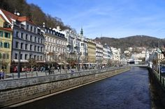 A Day Trip from Prague: Karlovy Vary