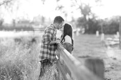 Country, shabby chic engagement session at Gibson Ranch in Sacramento by TréCreative http://trecreative.com