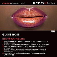 Revlon Lip Studio | Gloss Boss