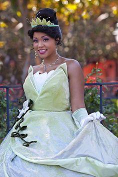Disneyland // Tiana // The Princess and the Frog