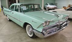 1959 Dodge Coronet Maintenance/restoration of old/vintage vehicles: the material for new cogs/casters/gears/pads could be cast polyamide which I (Cast polyamide) can produce. My contact: tatjana.alic@windowslive.com