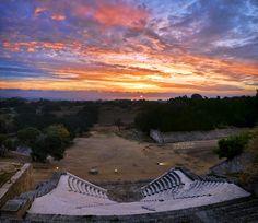 Ancient Stadium Rhodes by Dimitris Koskinas on 500px
