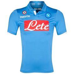 d2df9084d7d45 KITBAG. Football KitsSoccer Kits. SSC Napoli Home Shirt 2014 15