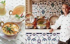 Luke Nair's chicken and prawn curry recipe