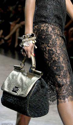 D&G Miss Sicily Bag