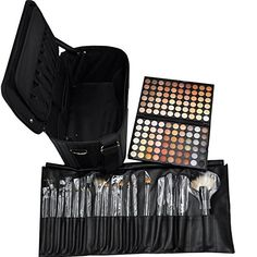 Beauties Factory Wedding Makeup Artist Choice Eyeshadow Brush Set -- Details can be found at http://www.amazon.com/gp/product/B00LTQLIFU/?tag=makeuptips3-20&pvw=160816060225