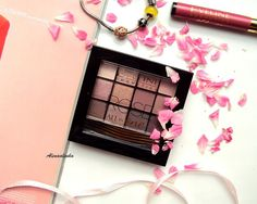 Eveline Cosmetics Rose All In One Eyeshadow Palette