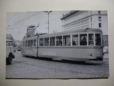 Трамвайни мотриси Космонавт | Зелените трамваи търсят своя дом Vehicles, Bulgaria, Car, Vehicle, Tools