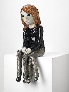 KLARA KRISTALOVA Some Kind of Monster, 2011 glazed porcelain