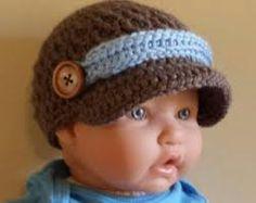 Výsledok vyhľadávania obrázkov pre dopyt newsboy crochet hat