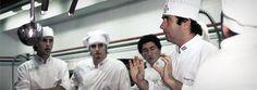 Cooking classes at the Argentine Instute of Gastronomy   Cursos de especialización, IAG