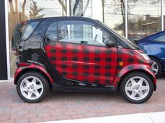Check it out!!!  Wouldn't Pippen look fabulous with his head hanging out of this car?!!!