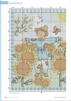 (1) Gallery.ru / Photo # 39 - The world of cross stitching 218 - tymannost