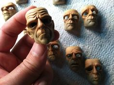 3ders.org - Desktop 3D printer changed the faces of stop-motion animation 'House of Monsters' | 3D Printer News & 3D Printing News