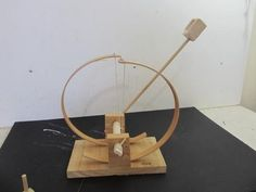 Make a DaVinci Catapult - YouTube