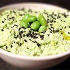 Cilantro Edamame Hummus - Allrecipes.com