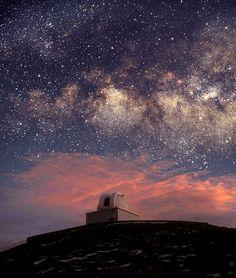 Milky way iver jkt dome